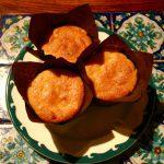 Dozen Mini Corn Bread muffins